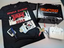 Goodies - including the microdrone from MYCRO!